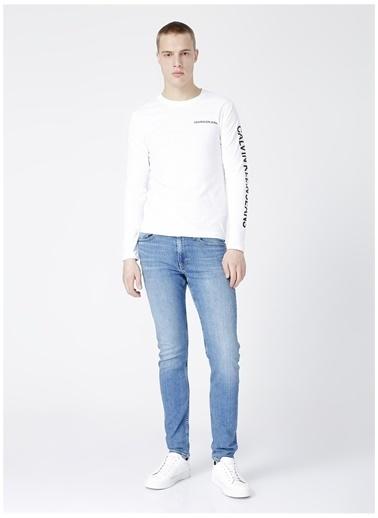 Calvin Klein Calvin Klein Denim Pantolon Renksiz